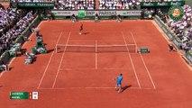 Novak Djokovic v. Rafael Nadal 2015 French Open Men's Highlights - Quarterfinals