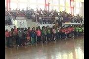 Noticieros Televisa Nuevo Laredo - Fue inaugurada la 14 Paraolimpiada Municipal 2014
