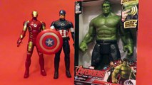 Marvel Avengers Age of Ultron Titan Hero Tech Interactive Hulk Buster from Hasbro