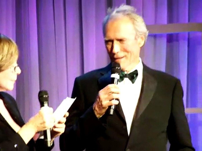 Clint Eastwood & Shirley MacLaine