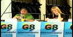 G8 - Alternative Summit Rostock 2007 - Vandana Shiva (2/2)