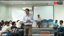 Events_ Campus Conversations 2013 - Indus University Karachi