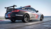 BMW M4 MotoGP Pace Car / Water Cooling System