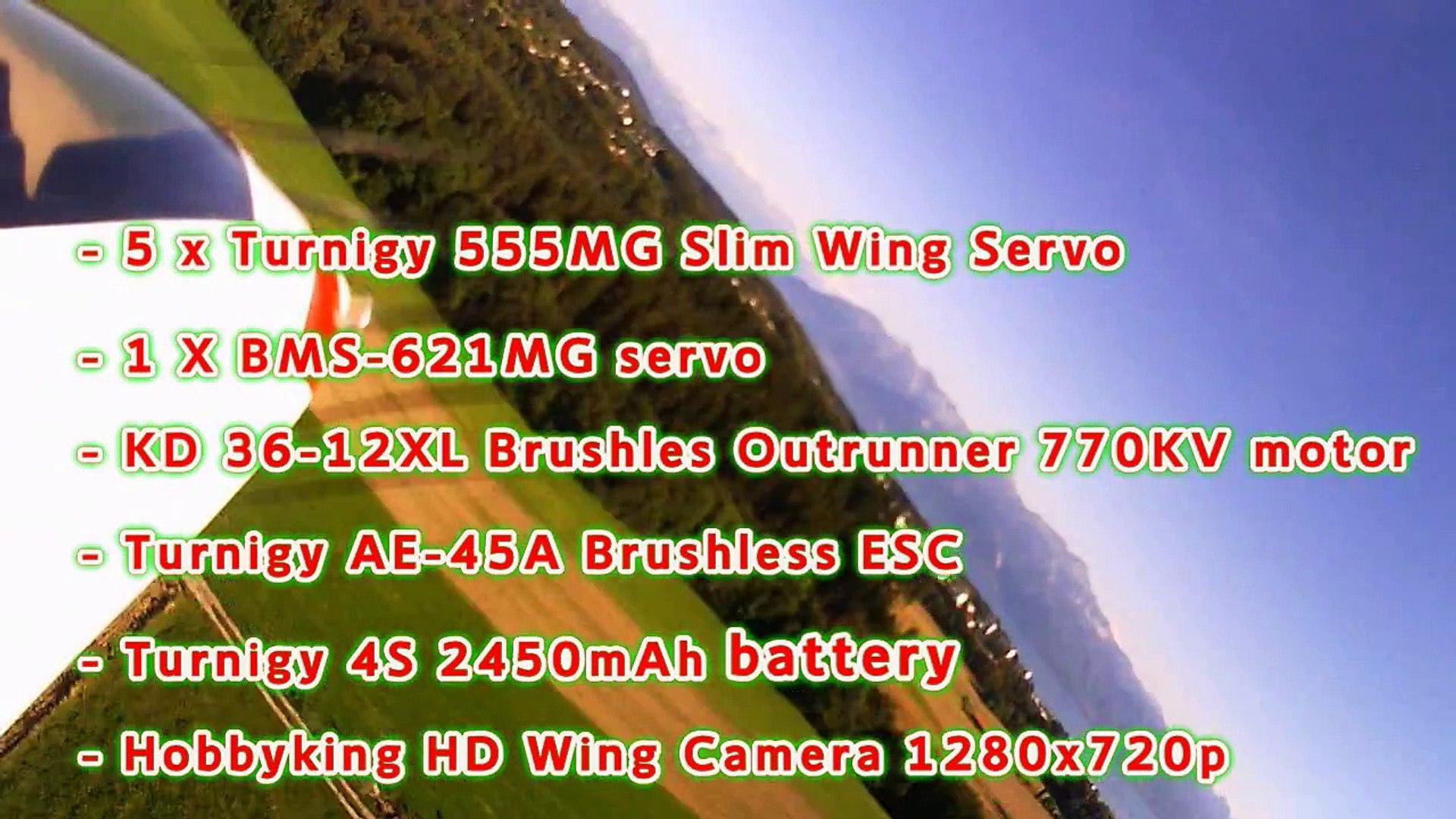 ASK21 EP Glider 2600mm Fiberglass (ARF) HobbyKing
