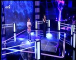 The Voice of Greece 2 - battles / Κατερινα Καμπανελλη vs Ιλανα Κολλιτση
