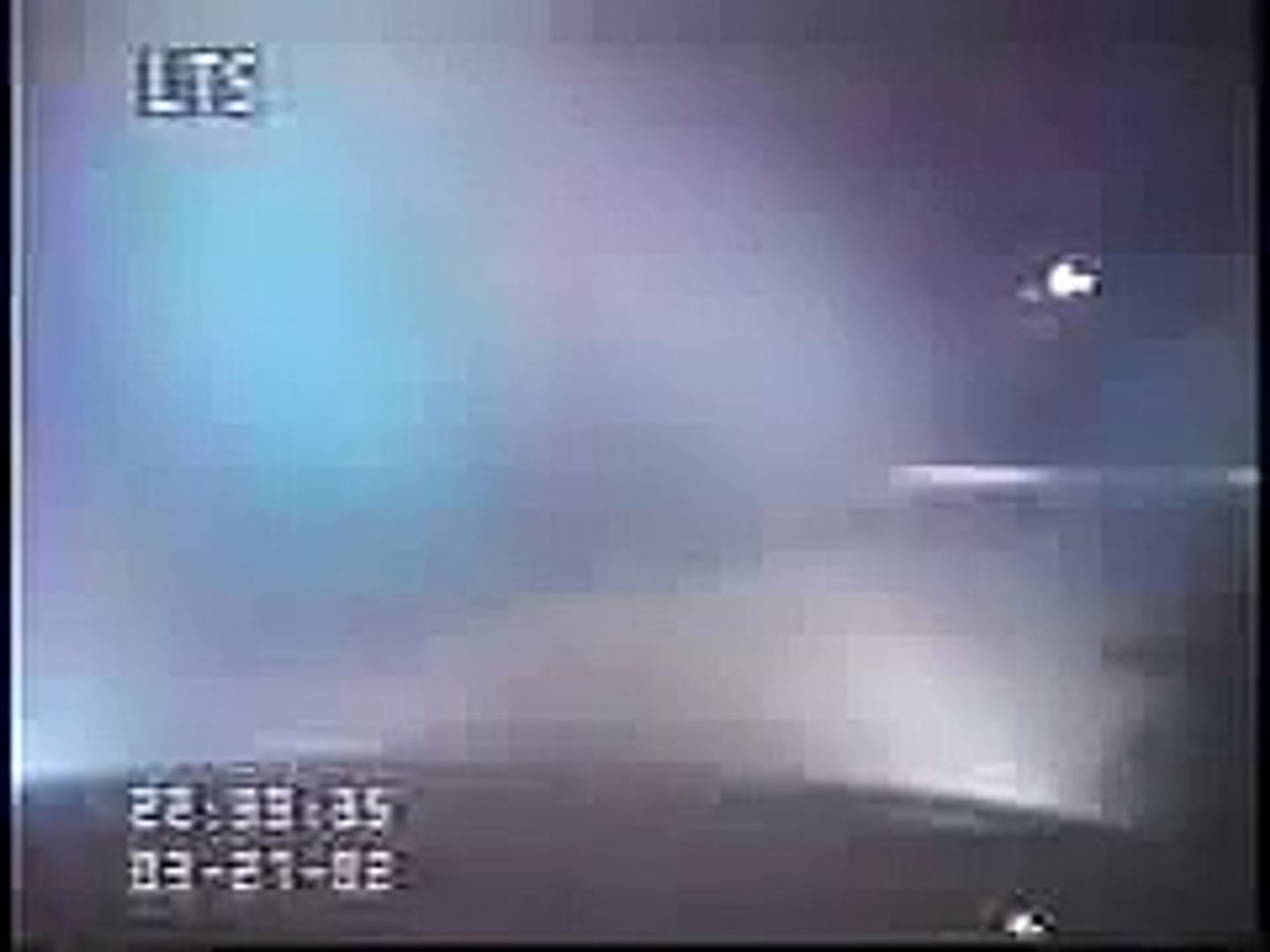 Breaking news police camera catches pursuit and shooting