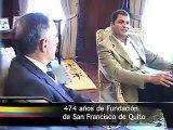 Cadena Nacional 08 de diciembre del 2008.
