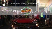 Old Town in Kissimmee, Florida: Thrilling amusement park rides, family fun and classic cars
