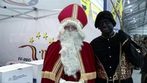 Saint Nicolas et Père Fouettard / Sint Niklaas en Zwarte Piet