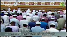 4th June 2015 Madeenah Fajr led by Sheikh Budayr