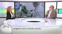 La congélation des ovules - Docteur Olivennes