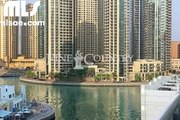 Best Return  in Dubai Marina 9.63 percent RETURN   One Bedroom Apartment in Marina Diamonds - mlsae.com