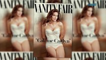 Bruce Jenner glamour et sexy pour Vanity Fair