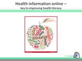 User Centric Design to improve health information services