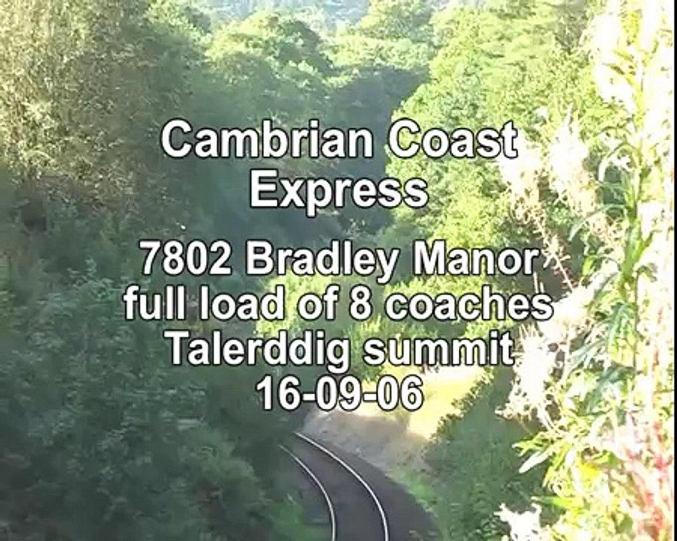 7802 Bradley Manor Talerddig summit