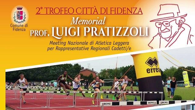 Live Streaming 2° Memorial Pratizzoli
