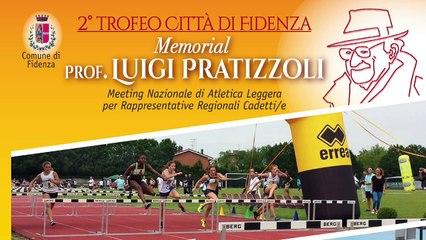 Live Streaming 2° Memorial Pratizzoli
