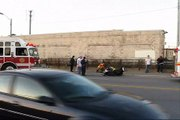 Moped Crashes Injuring Driver