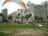 Paragliding in Miraflores District - Lima - Peru 08/09/08 6