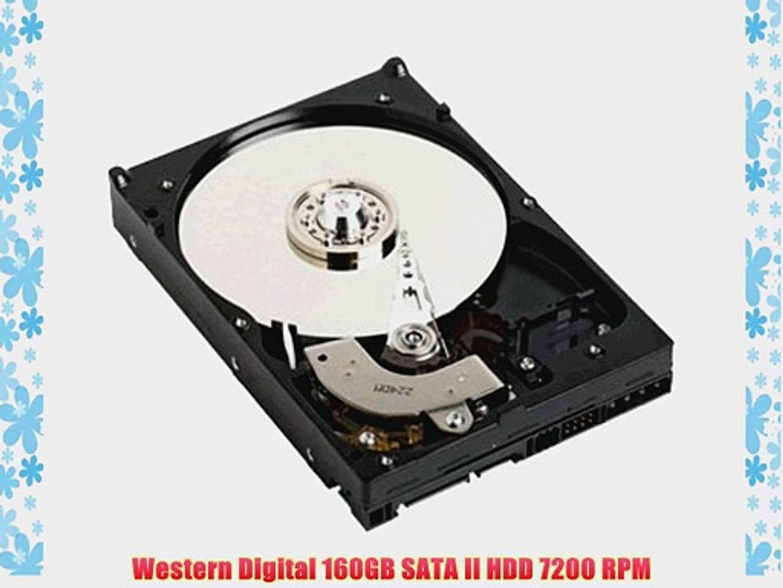 WD1600YS Western Digital 160GB RE 7200 RPM 16MB Cache SATA 3.0Gb//s 3.5 Hard Drive