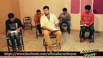Unity During MCQ's Exam By Karachi Vines