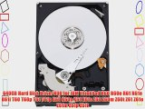 640GB Hard Disk Drive/HDD for IBM ThinkPad R60 R60e R61 R61e R61i T60 T60p T61 T61p X60 X60s