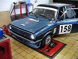 DYNO RUN VW POLO 1300CC GT 1981 (120 H.P.)