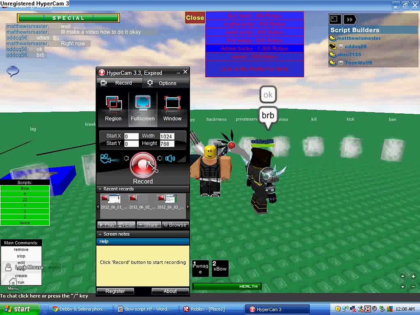 Roblox Game Scripts Download How To Ue The Sex Script On Roblox Video Dailymotion