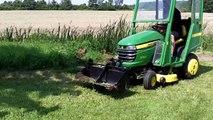 John Deere 40 inch Tractor Shovel