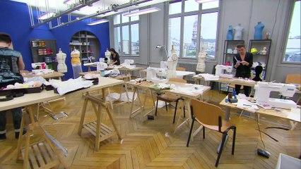Projet Fashion - La colle est jaune pour Louis - Émission 5
