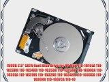 160GB 2.5 SATA Hard Disk Drive for HP Mini 110-1016LA 110-1023NR 110-1024NR 110-1025DX 110-1026NR