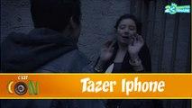 Une fonction Tazer sur les nouveaux Iphone