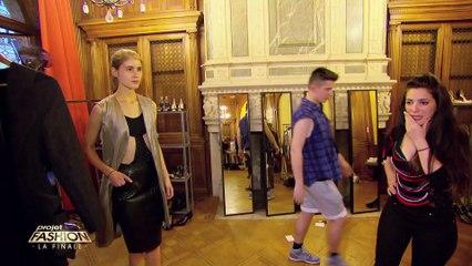 Projet Fashion - Essayage Adeline et Louis - La Final