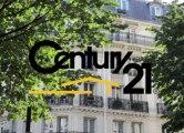 Century 21, agence immobilière à Paris