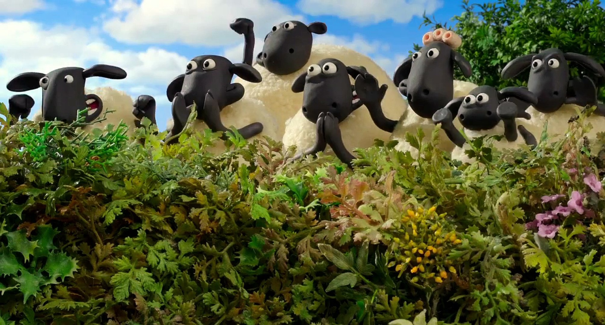 2015 Movie Trailer - Shaun the Sheep Movie Official Trailer #1  -  Animated Movie HD