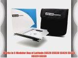 2nd Hard Drive Caddy for DELL Modular Bay E6520 E6530 E6420 E6430 E6320 E6330 (original Newmodeus