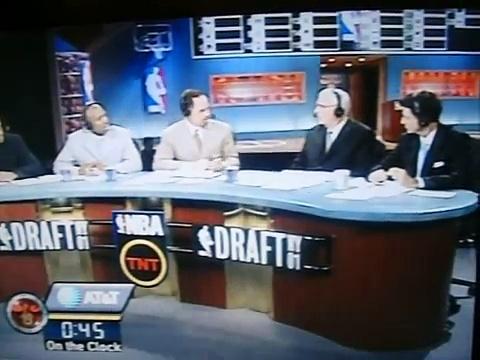 Pau Gasol Drafted (2001 NBA Draft)