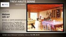A vendre - Maison - BRAINE-LE-COMTE - BRAINE-LE-COMTE (HENRIPONT) (HENRIPONT) - BRAINE-LE-COMTE (HENRIPONT) (7090) - 185m²