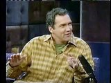 RARE Norm Macdonald Drunk on Letterman AUDIO ONLY
