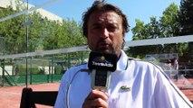 """Roland-Garros 2015 - Henri Leconte : """"Heureux pour Jo Tsonga et de m'être trompé"""""""