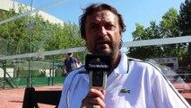 Roland-Garros 2015 - Avec le Henri Leconte Padel