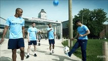 New York City FC Join the Movement (2013) - Featuring Members of the Manchester City Football Club