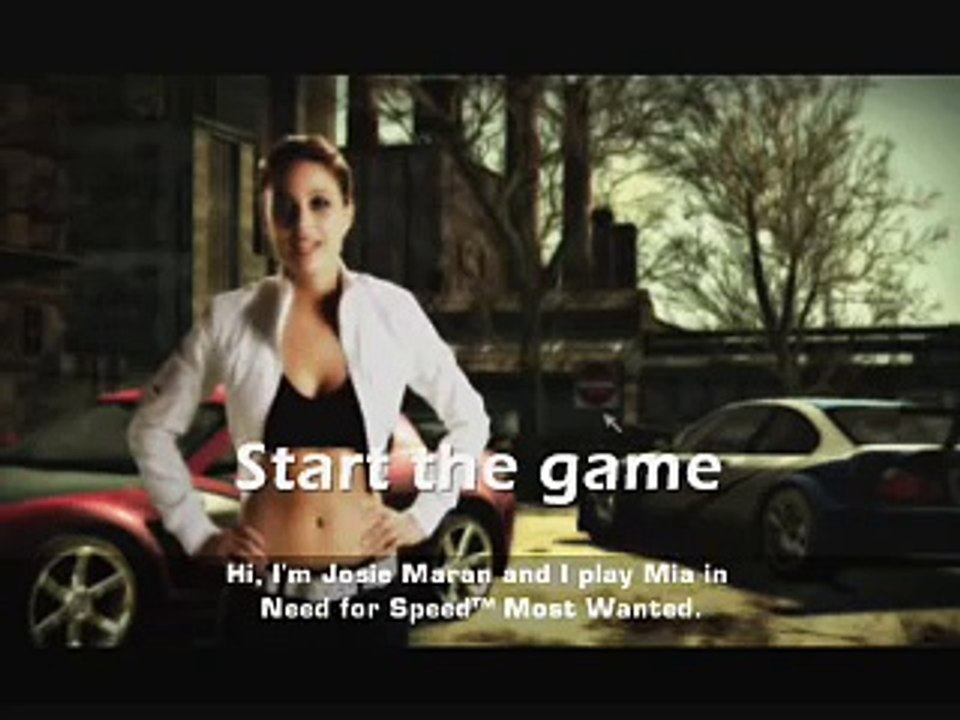 How To Enter Cheat Codes On Need For Speed Most Wanted Pc Video