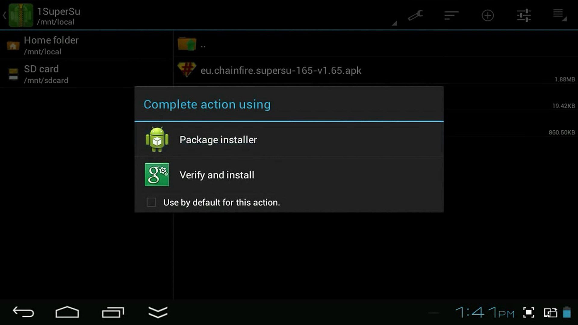 SuperSU Pro key for Android