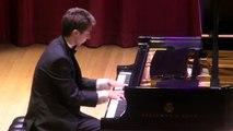 Matt Maguire -- Senior Piano Recital -- The Music Studio