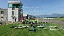 journées des sports aériens en Rhone Alpes le 30 et 31 mai 2015