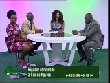 On Garde Le Contact de RTI 2 du 04 Juin 2015 Avec Eva Amani