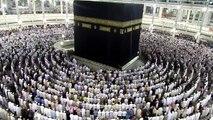 Kabe imamı imam mahirden sabah namazı 28.01.2014 al mueaqly
