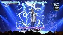 (Eng Sub) 150529 Sungkyu Cut at Mnet Heart A Tag