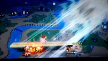 Super Smash Bros. Para Wii U#10 | ¡Casi muero! |Sheik vs Little Mac Nivel 7